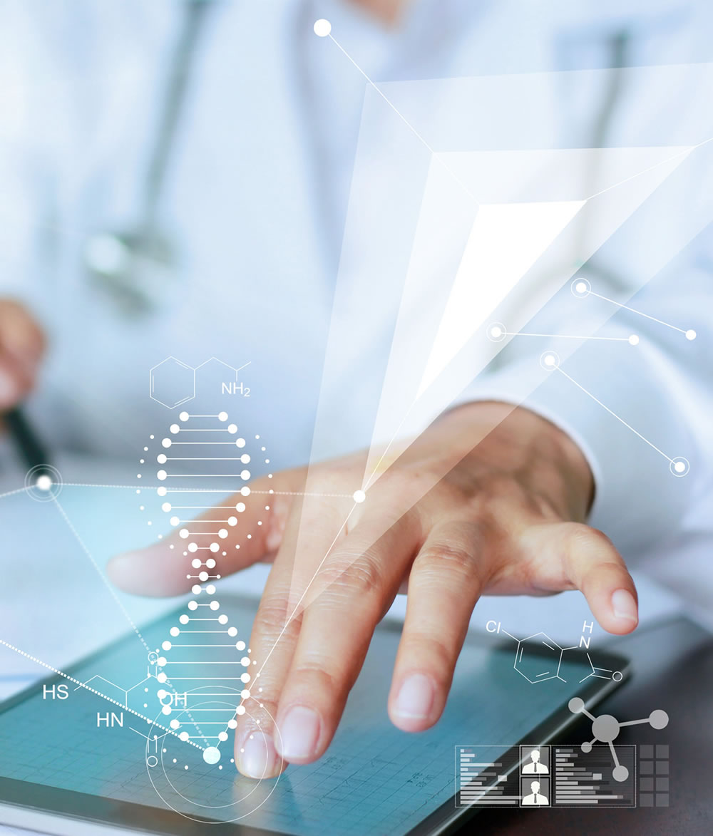 Gevus Pharma: brand strategy realizzata da Artdisk